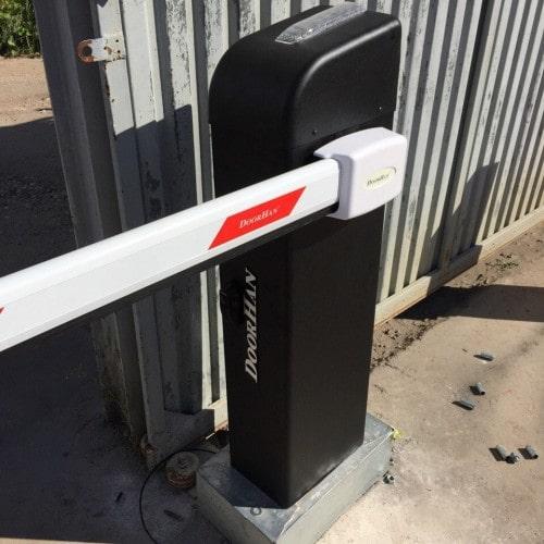 шлагбаум doorhan barrier pro 6000