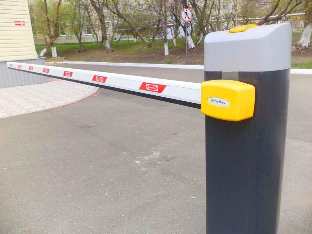 шлагбаум doorhan barrier n-4000
