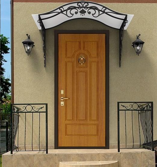 входные двери в дом