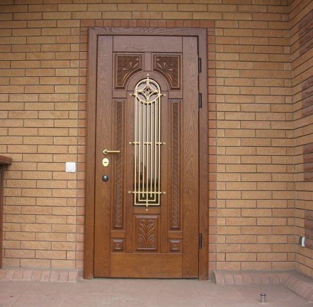 входная дверь триумф