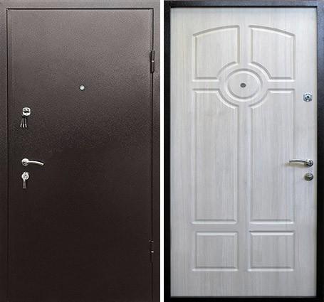 стальные двери недорого с мдф