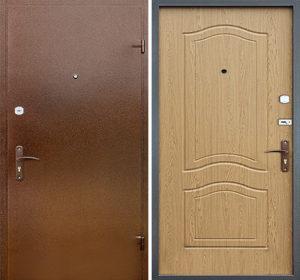 двери с напылением и мдф