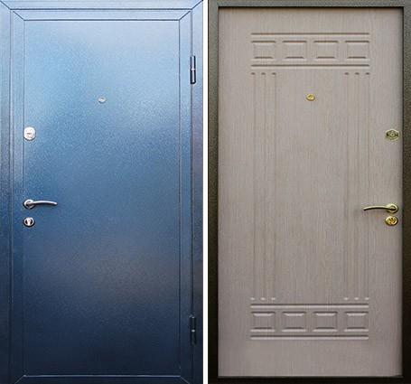 усиленные входные двери