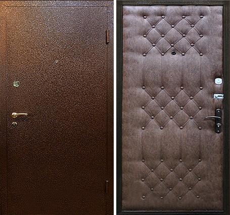 порошковые двери в квартиру