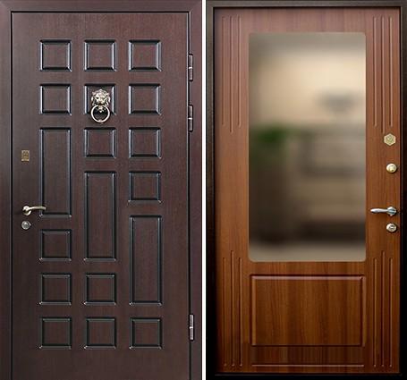 входные двери мдф