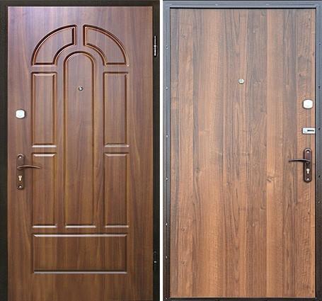 двери с мдф и ламинатом фото