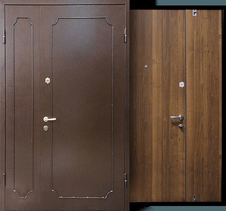 двери в тамбур