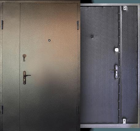 тамбурные двери с установкой