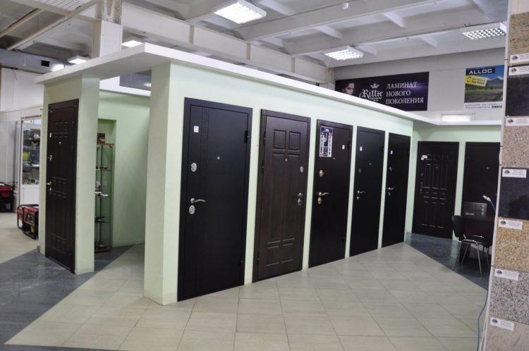 производство клинских дверей