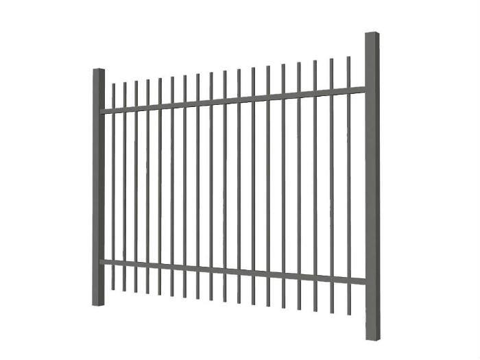 забор секционный