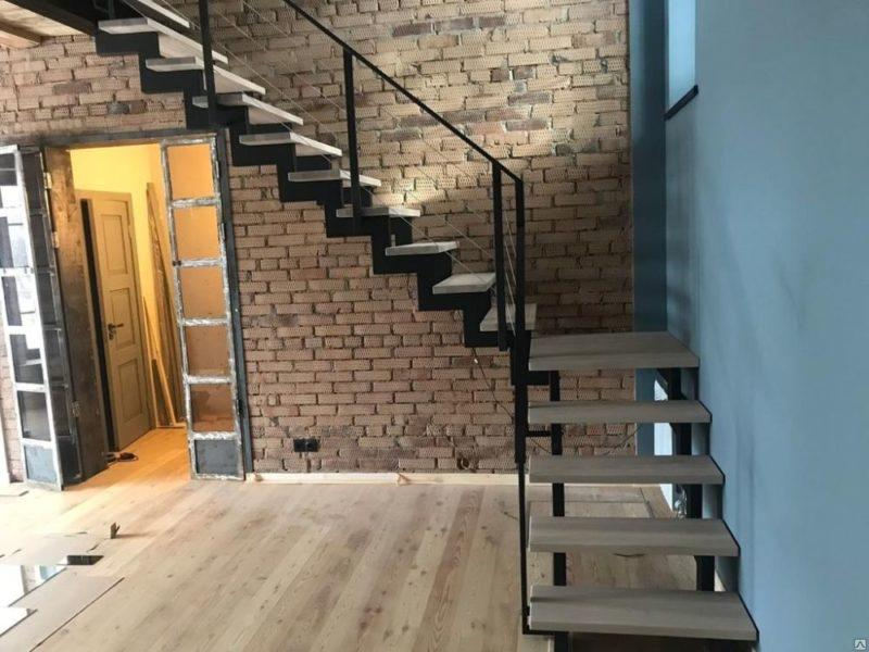 лестницы угловая