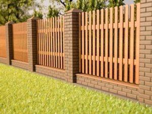 выбрать забор для дачи
