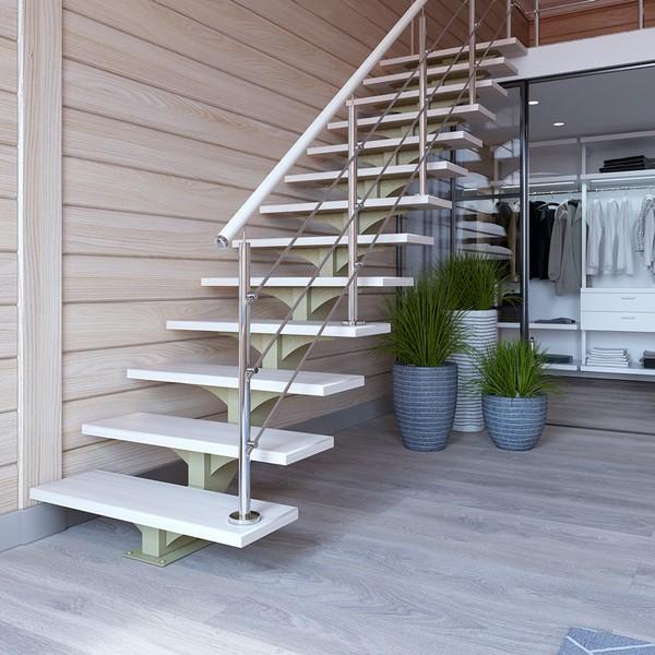 изготовление лестницы на монокосоуре