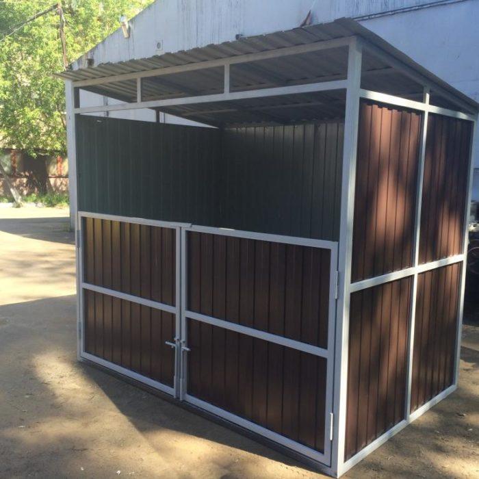 контейнерная площадка цена