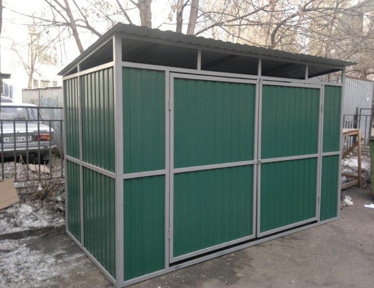 контейнерные площадки