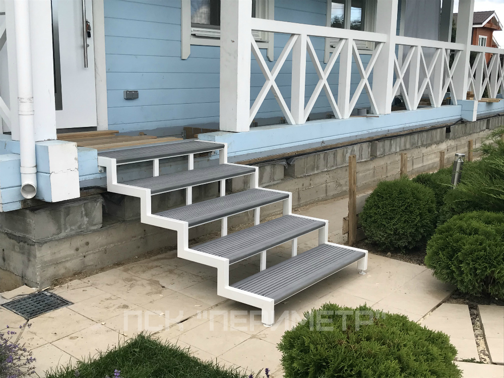 лестница уличная для крыльца