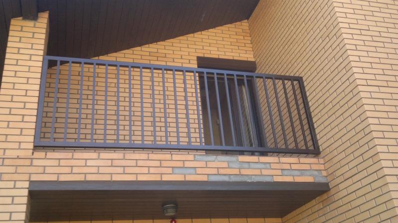 изготовление балконного ограждения