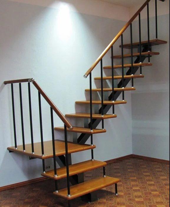 заказать лестницу на монокосоуре