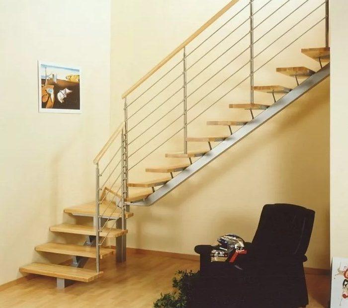 лестница на монокосоуре недорого