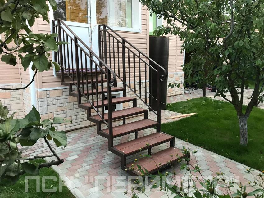 уличная лестница для дома