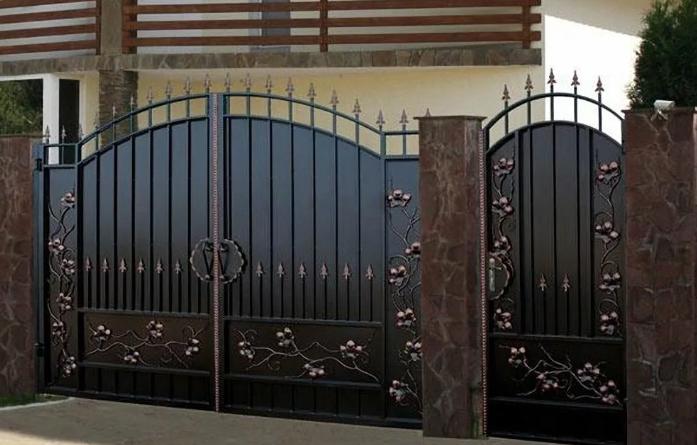 заказ кованных ворот