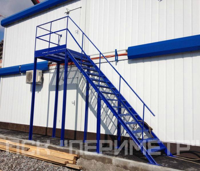 уличная лестница техническая