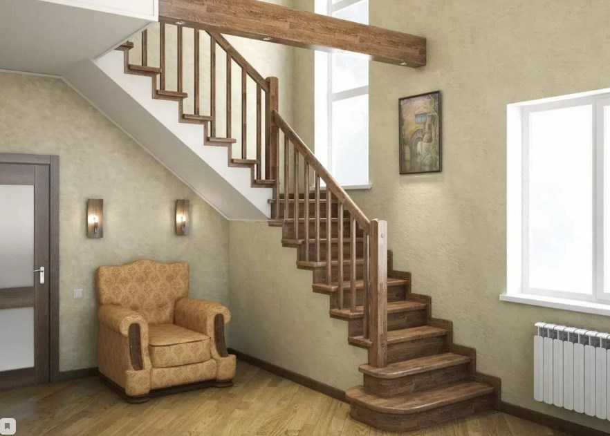 секреты изготовления лестниц
