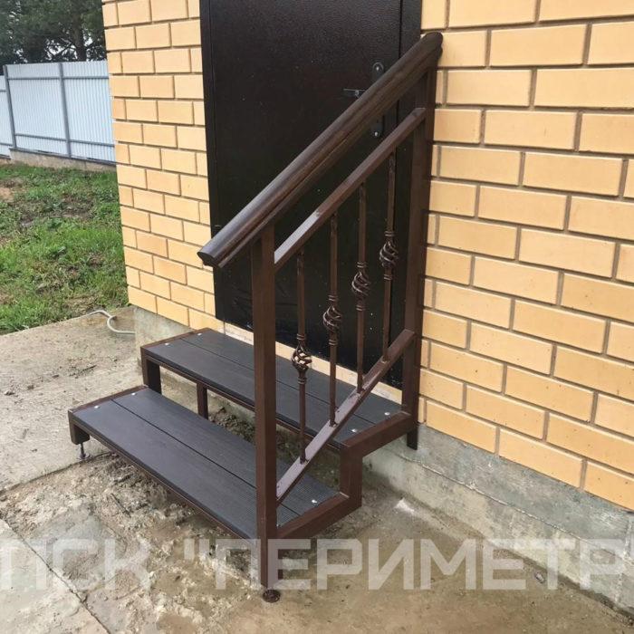 лестница на крыльцо дпк