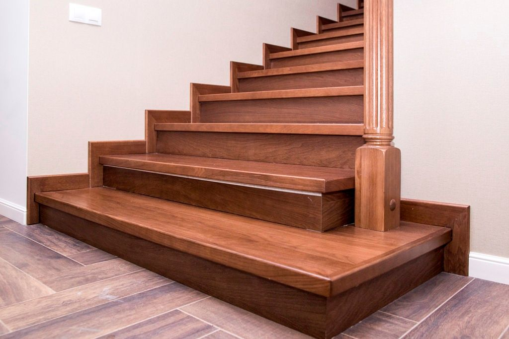 материал для отделки лестниц
