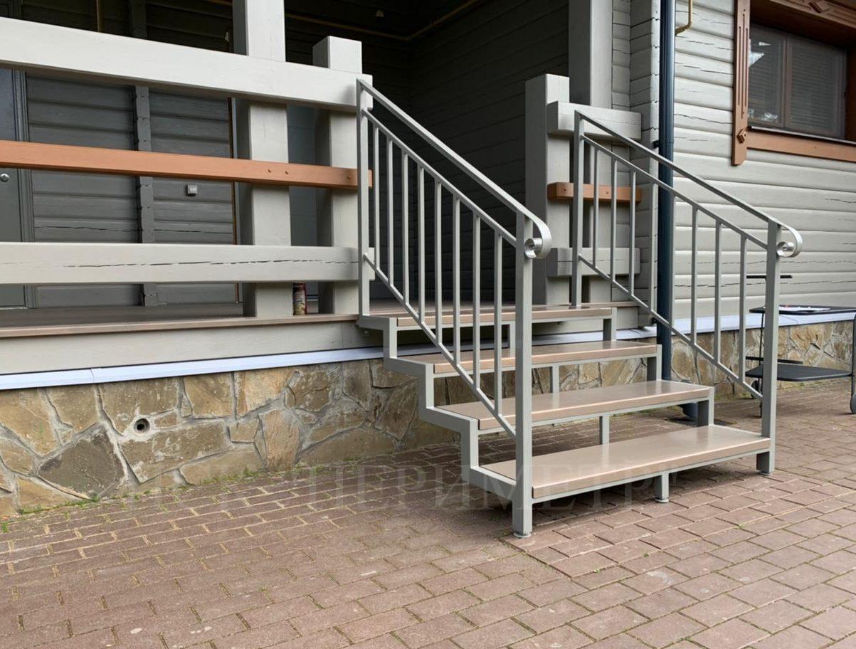 лестница для крыльца фоторабот