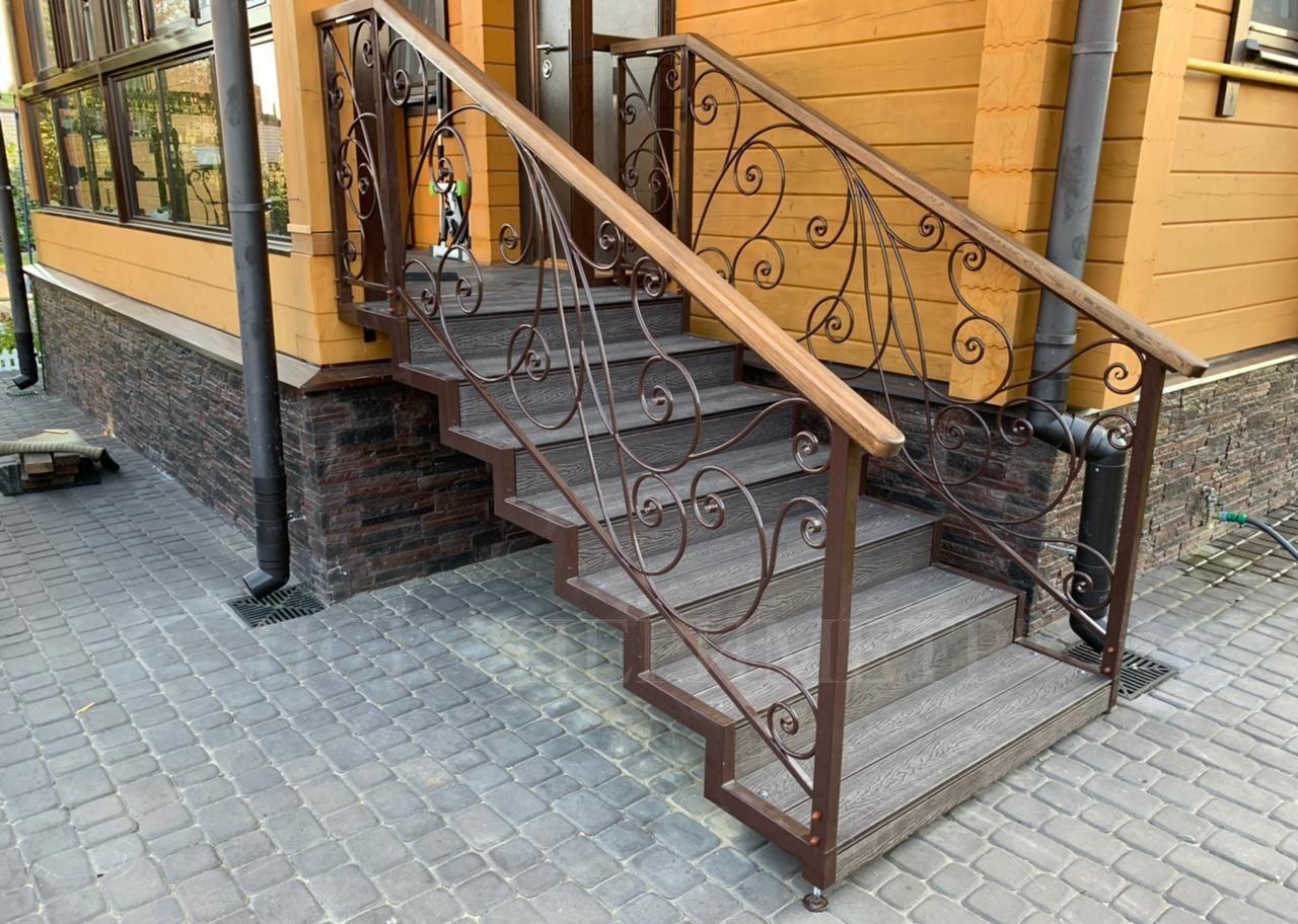 лестница для крыльца ДК-027